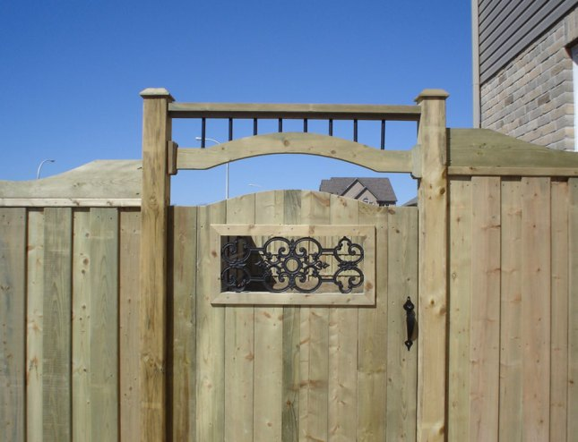 Free wood fence gate plans misty97wvp for Diy fence gate designs